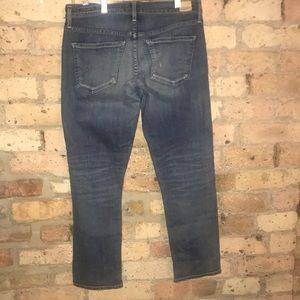 Citizens Of Humanity Jeans - Citizens of humanity faded slim boyfriend jeans
